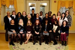 Grouping of JHU's 2018–19 Administrative Development Program participants