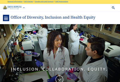 Office of Diversity, Inclusion and Health Equity