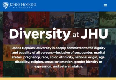 Diversity at JHU