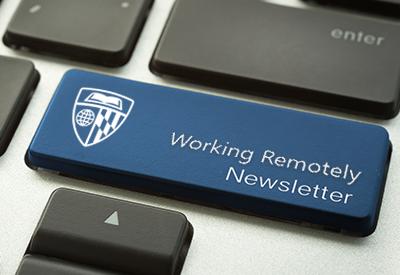 Working Remotely Newsletter